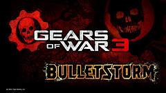 """Bêta multijoueur anticipée """"Bulletstorm - Logo"""