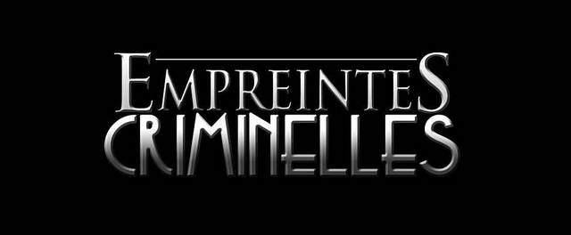 Empreintes Criminelles - Logo