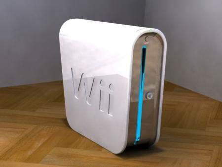 Création 3D - La Wii 2 vue par le blog last-gen.fr