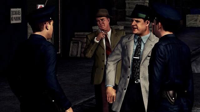 Screenshot L.A Noire