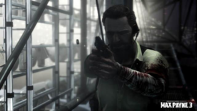 Le premier des deux nouveaux screenshots de Max Payne 3