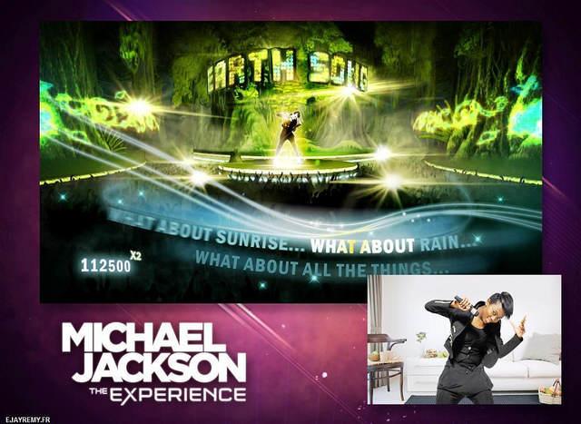 Screenshot - Michel Jackson : The Experience sur Kinnect