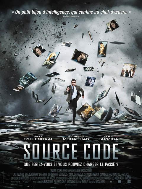 Source Code - Affiche du film