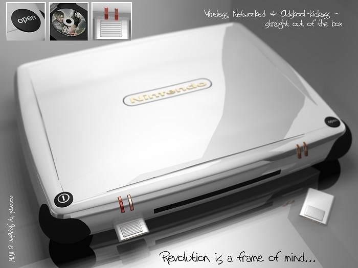 Création 3D - La Wii 2 vue par le blog a31.idata.over-blog.com