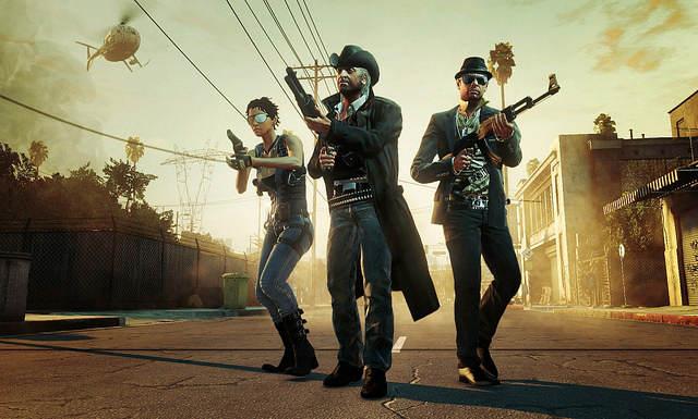 Call Of Juarez : The Cartel - Screenshot