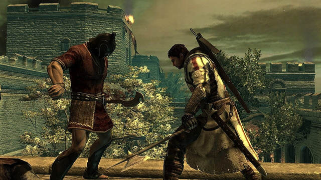 Screenshot : The Cursed Crusade - Ingame