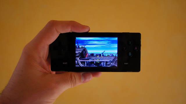 Photo - Emulation Super Nes