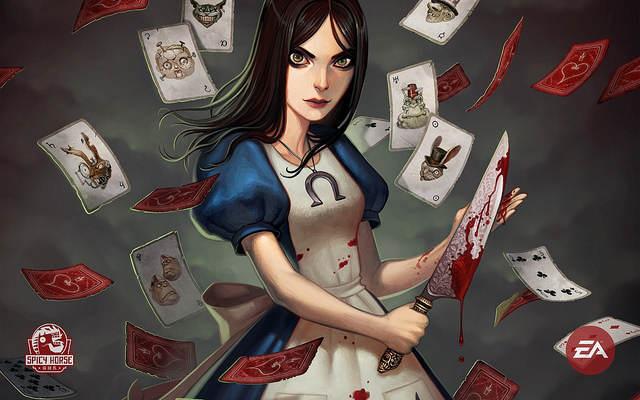 Recherche graphique - Alice Madness Returns