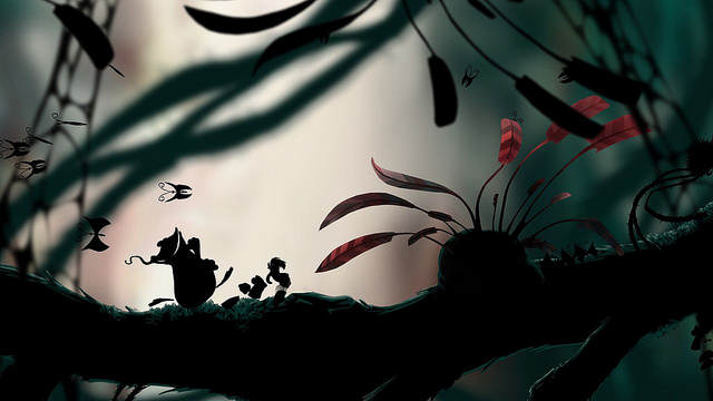 Screenshot Rayman Origins