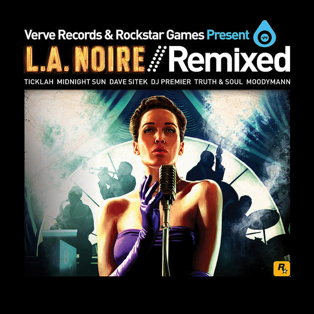 Couverture de la Bande Originale d'L.A. Noire Remixed