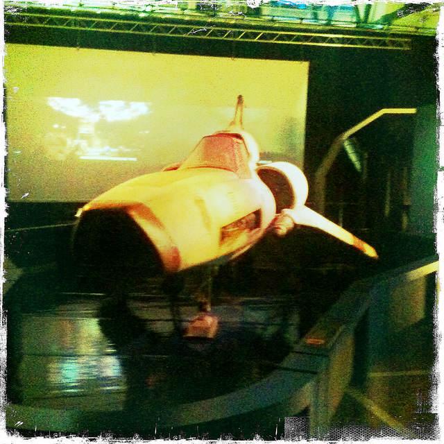 Photo d'un Viper (Série de Référence : BattleStar Galactica)