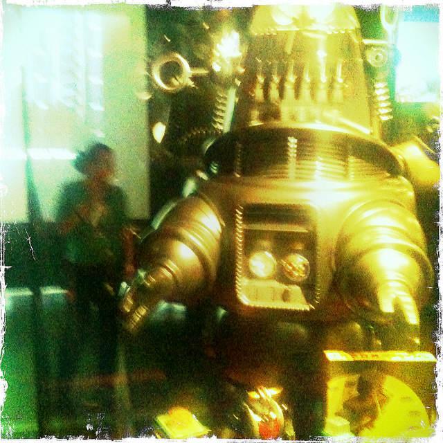 Photo de Riobby The Robot