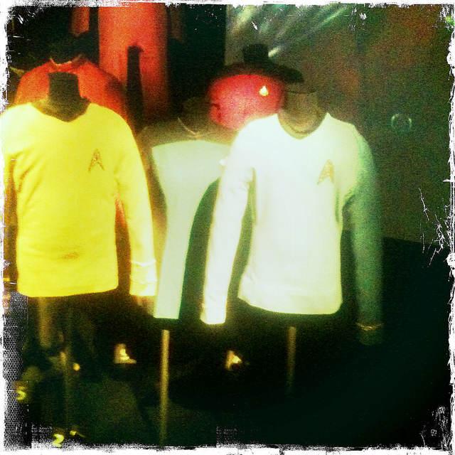 Photo de T-shirt Star Trek
