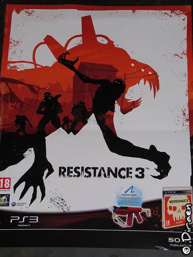 Affiche de Resistance 3