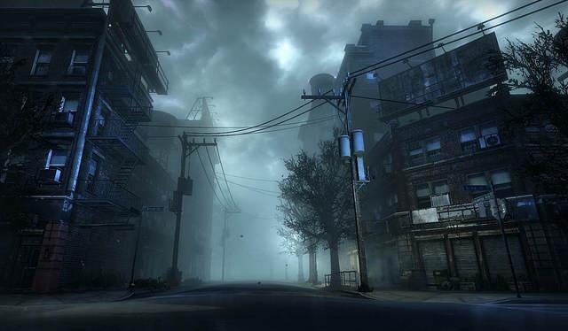 Screenshot - Silent Hill la nuit