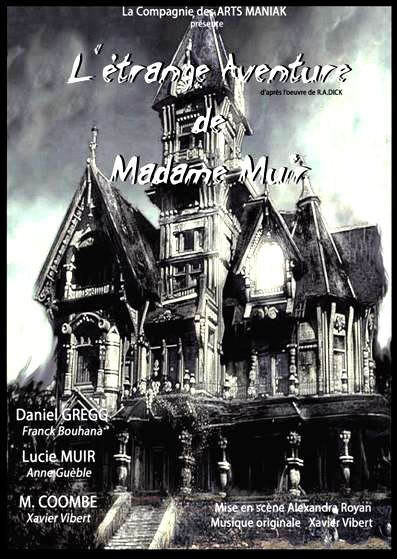 affiche de la pièce de Théâtre