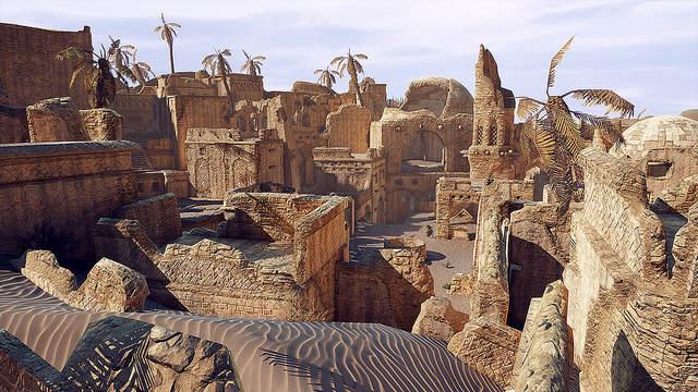 Screenshot - Ruines d'une cité