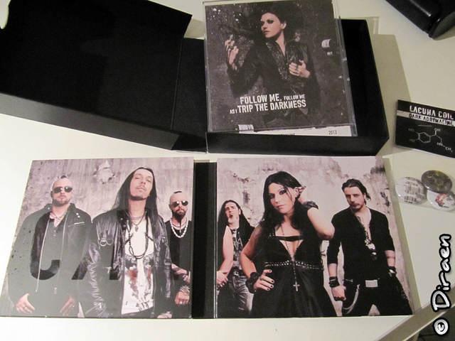 Photo - le contenu du coffret Deluxe
