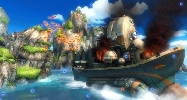 screenshot d'un combat