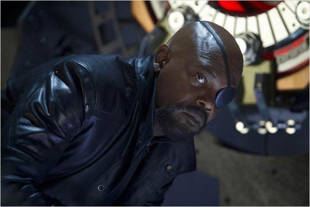 Samuel L. Jackson est Nick Fury