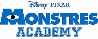 Logo de Monstres Academy