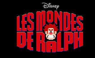 """Logo du film """"Les mondes de Ralph"""""""