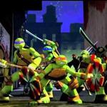 Comicon 2012 – Les tortues ninja ont une nouvelle série-animée