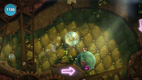 Un niveau du jeu qui évoque une bibliothèque avec du cuir et des boiseries.