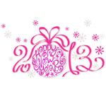 Bonne année 2013, poils aux fraises