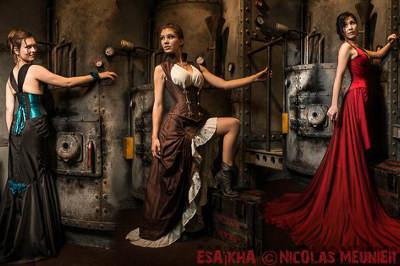 Photo de robes