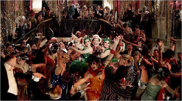 Les invités de Gatsby profitent duement de leur soirée