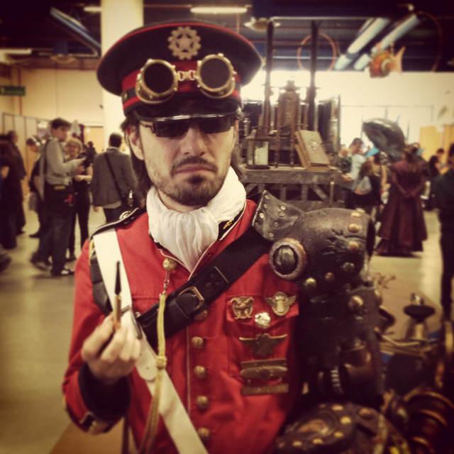 Nautilus - Steampunk Sir