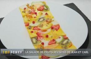 Top Chef, Salade de Jean Imbert