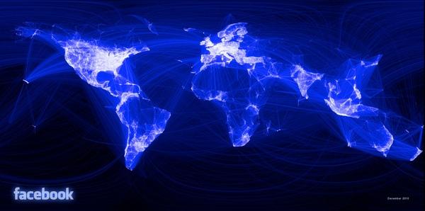 Le réseau Facebook