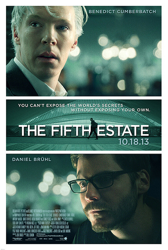 Affiche de The Fifth Estate