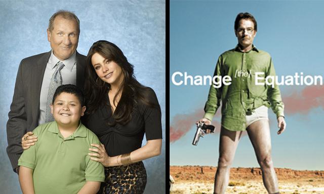 Modern Family & Breaking Bad