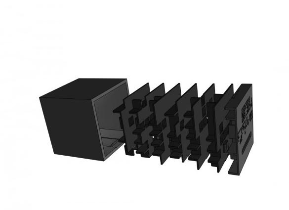 INSIDE³ - un nouveau genre de Rubik's Cube