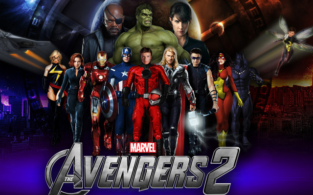 Age Of Ultron 2015
