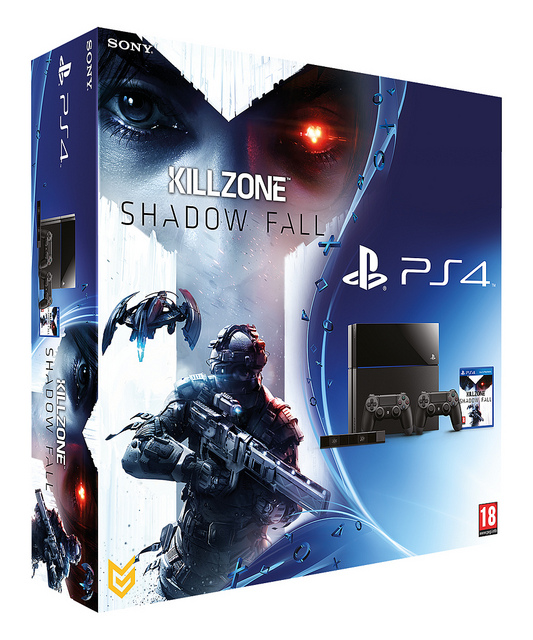 Playstation 4 - Pack Killzone Shadow Fall