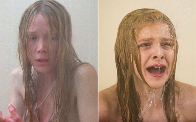 Chloe Moretz vs Sissy Spacek