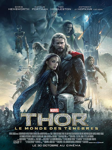 Thor Affiche france