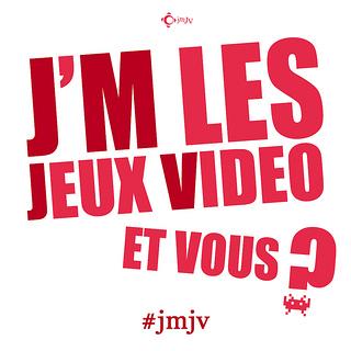 Logo J'M les Jeux Vidéo