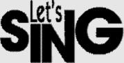 logo let's sing
