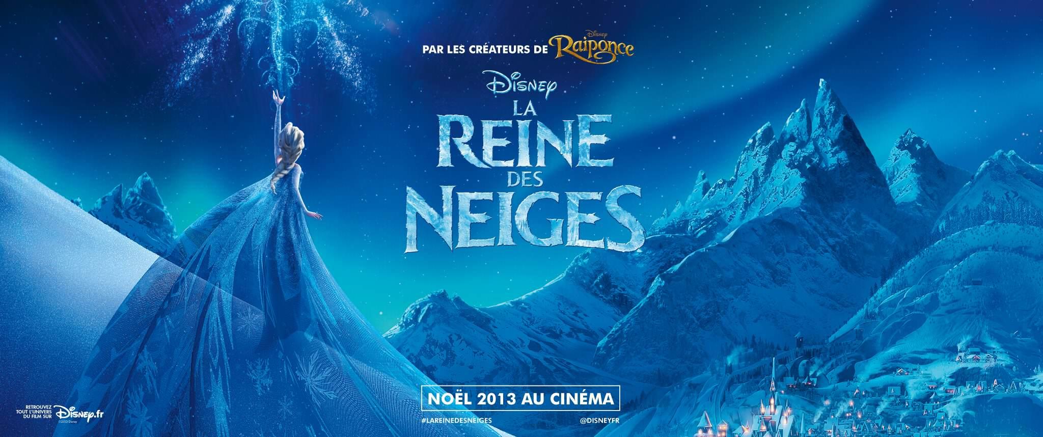 21 Personnages de Disney interprètent Let it go d'une seule voix