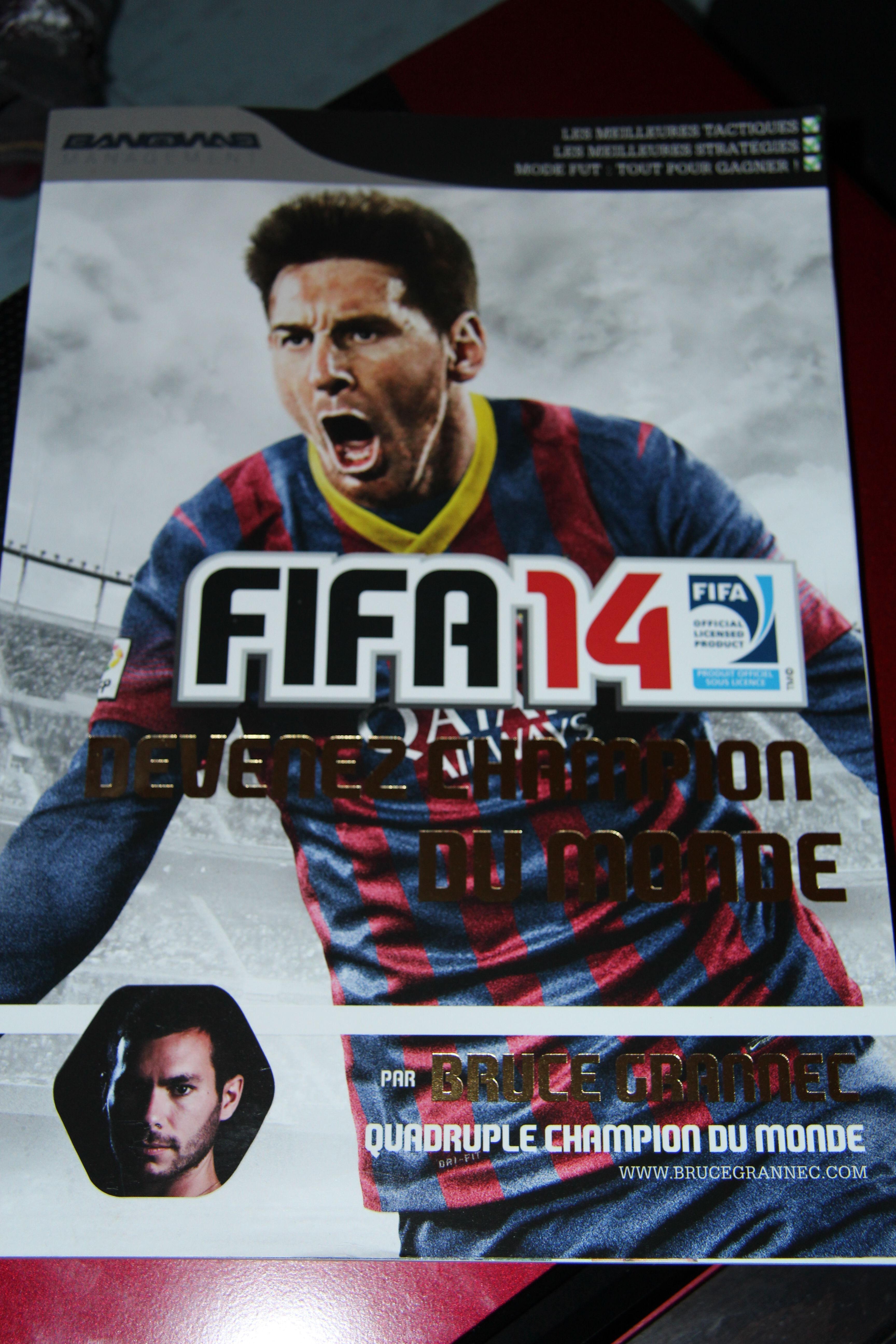 [Concours] Gagne le guide «Devenir champion du monde FIFA 14»