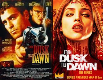 Poster Original vs Remake
