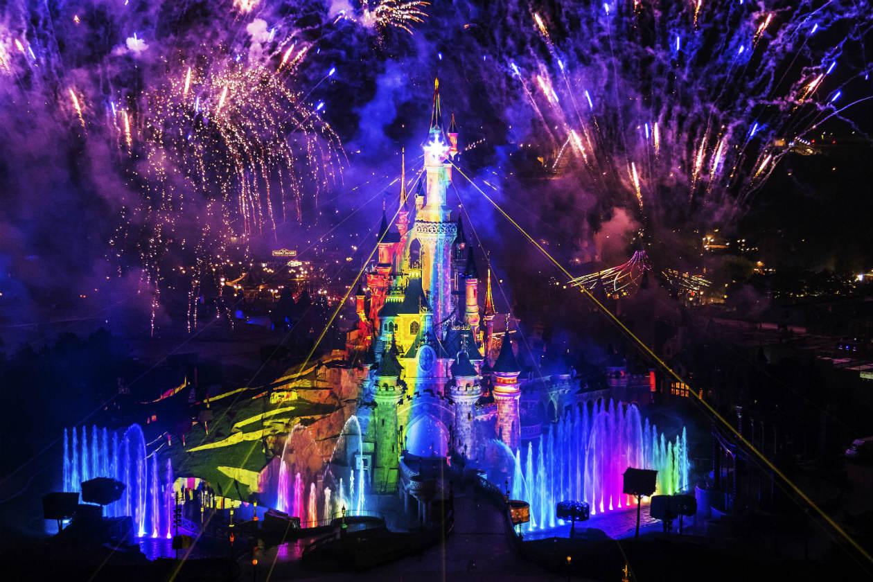 Une journée chez Mickey et son apothéose : Disney Dreams!