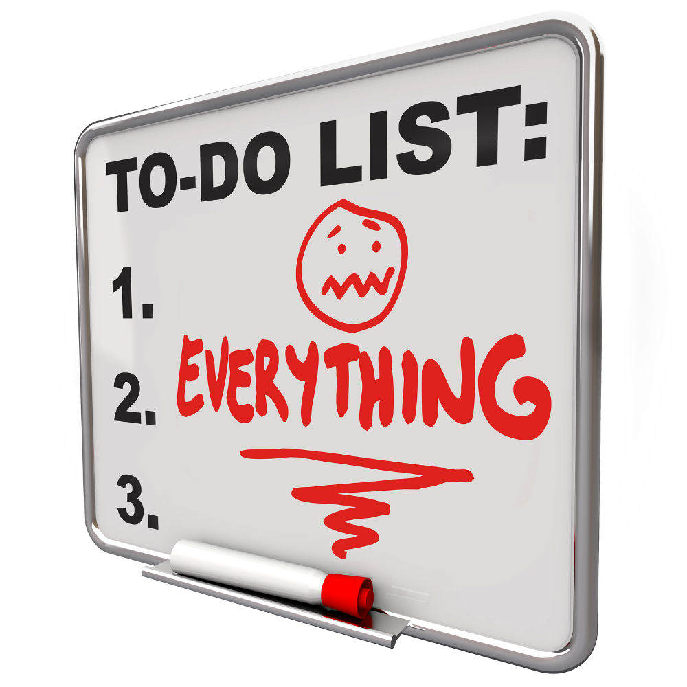 to-do list - Everything