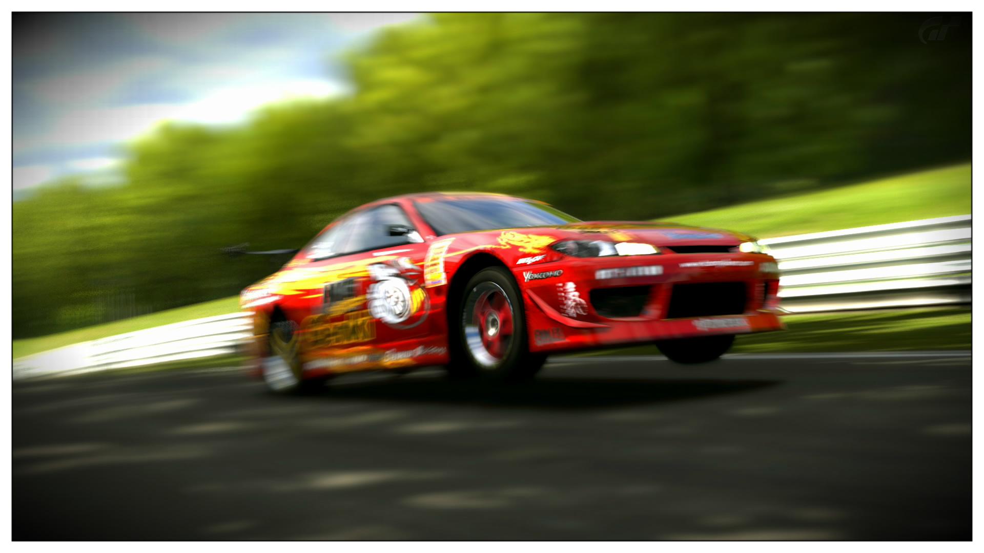 Du jeu vidéo à la réalité – Nürburgring