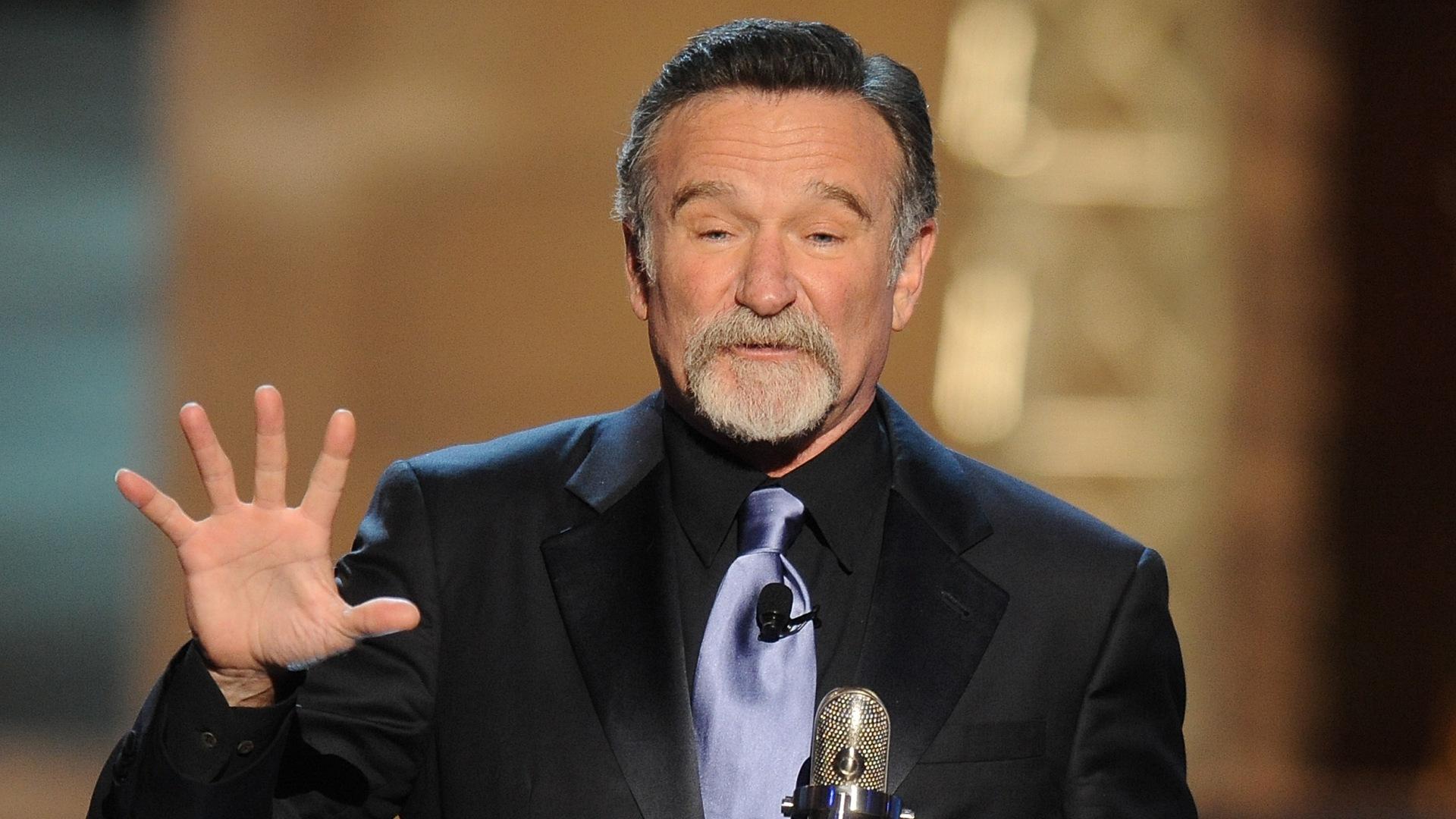 Robin Williams va me manquer… Tellement.